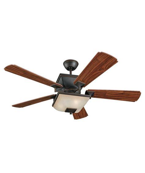 monte carlo ceiling fan light kit monte carlo 5tq52 town square 52 inch 5 blade ceiling fan