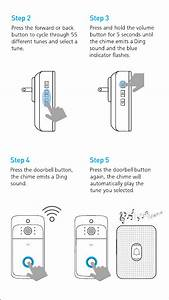 Videodoorbell Video Doorbell User Manual Eken Group Limited