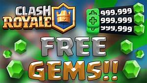Clash Royale Gems Hack - Clash Royale Free Gems and Coins