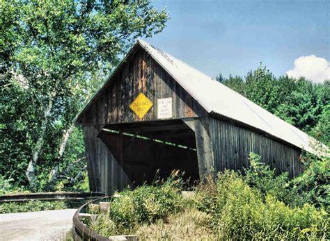 vermont covered bridge society covered bridges covered