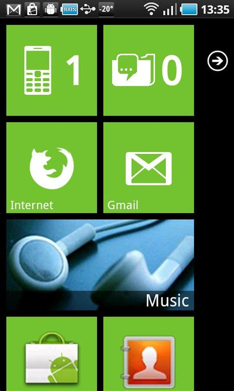 how to make fan work on android how to make your android look like windows phone 7 woikr