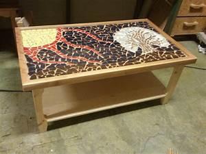 Mosaic Coffee Table mrlouie