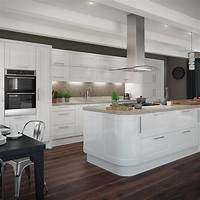 pictures of white kitchens White Kitchens | White Kitchen Cabinets & Units | Magnet