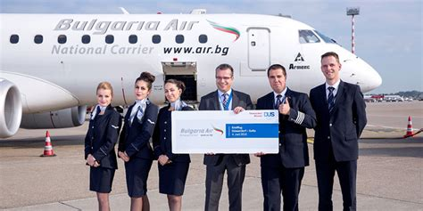 sofia dusseldorf flights launched again sofia airport bulgaria air connects sofia to düsseldorf