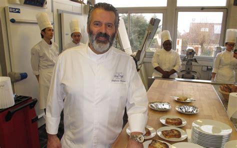 lenotre cours de cuisine plaisir retour vers le futur pour le nouveau chef des