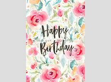 Happy Birthday Flower Pics Flowers Ideas For Review