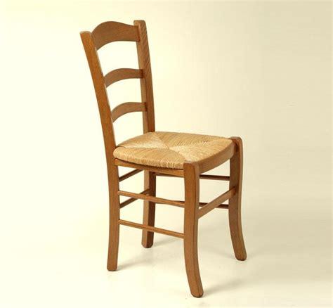 chaise cuisine bois paille chaise de cuisine en bois