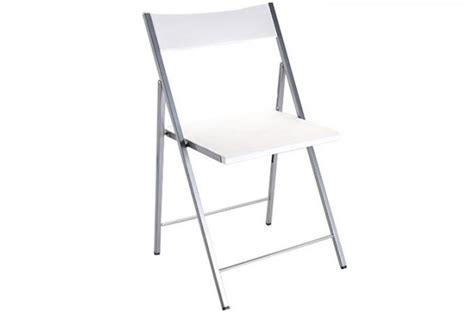 chaises pliantes pas cher chaise pliante blanche bilbao chaises pliantes pas cher