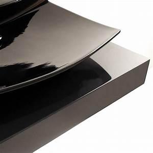 Unterbau Für Aufsatzwaschbecken : gsg ceramic design waschtisch unterbau piano aus pietraluce 100 130 180cm x55cm x12cm ~ Sanjose-hotels-ca.com Haus und Dekorationen