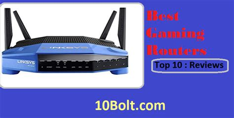 best gaming routers 2019 reviews buyer s guide