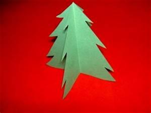 Weihnachtsbaum Basteln Aus Papier : stehenden weihnachtsbaum aus papier basteln ~ Lizthompson.info Haus und Dekorationen