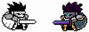Dark Matter Swordsman (Mass Attack Style) by VillainVoices ...