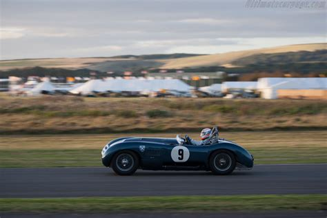Jaguar C-Type - 2012 Goodwood Revival