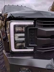 Ford F250 Headlights