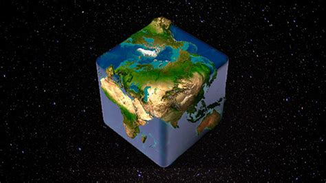 world   cube    sphere gearfuse