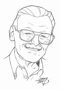 Stan Lee 2014 by LucasAckerman on DeviantArt