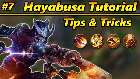 Hayabusa Tips & Tricks