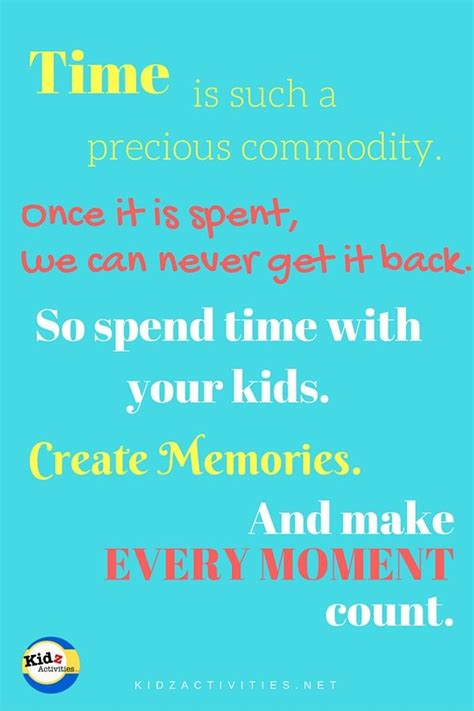 Quotes About Spending Quality Time