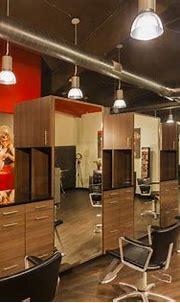 Hair salon decoration idea   Salon Station Areas ...
