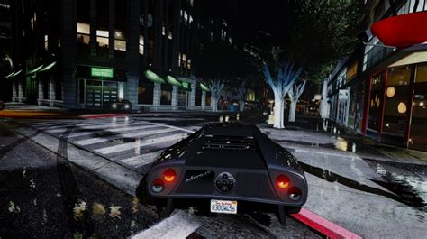Best Gta 5 Mods Gta 5 Stunning Visual Mod Also Changes Weapons Vehicle