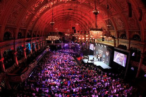 Win Tickets For The Pdc Darts Final-harry's Bar