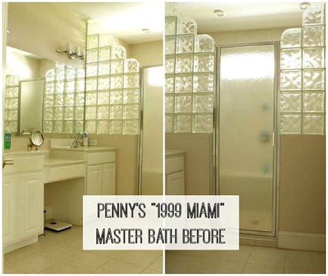 miami   pennys master bath makeover