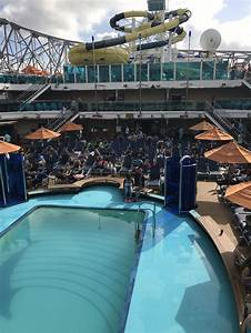 Pool  Spa  Fitness On Carnival Dream Cruise Ship