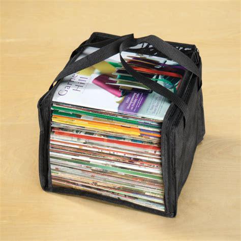 Zeitschriften Aufbewahrung by Magazine Storage Bags Plastic Magazine Storage Walter