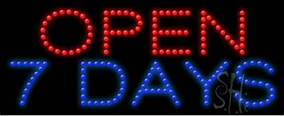 Open Days Led Neon Signs
