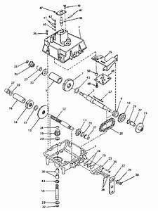 Peerless Single Speed Transmission Parts