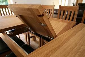 extendable table diy Brokeasshome com