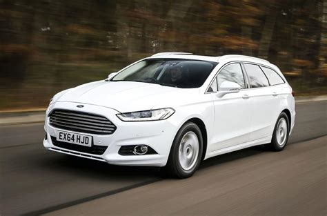 ford mondeo review  autocar