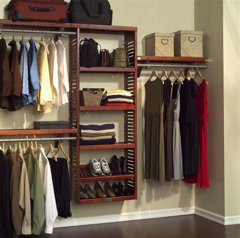 Ideas For Clothes Storage Ideas For Small And No Closets