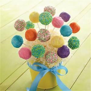 Cake Pop Form : summertime cake pop bouquet ~ Watch28wear.com Haus und Dekorationen