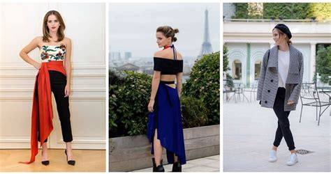 Check Out Emma Watson New Sustainable Fashion Instagram