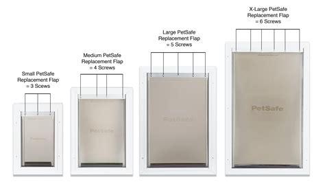 Petsafe Pet Door Replacement Flap, Medium, Pac11-11038