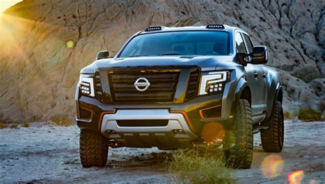 nissan titan warrior price precise   design