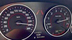 Bmw F30 328i Beschleunigung Acceleration 0