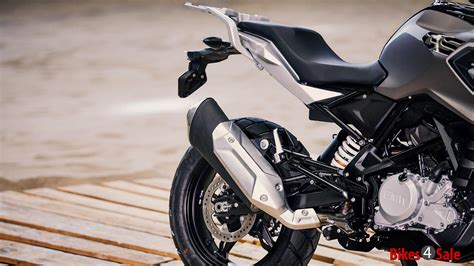 Bmw G 310 Gs Picture by Relaxed And Stress Free Gs Signature Saddle Bmw G 310 Gs