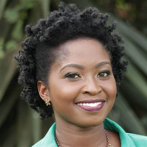 inspiring natural hairstyles  short hair