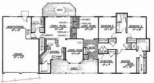 Contemporary, Floor, Plan, -, 4, Bedrms, 2, 0, Baths, -, 2, 060, Sq, Ft