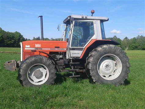 siege passager tracteur massey ferguson 3645 tracteur agricole d occasion 145 cv