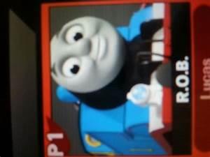Thomas The Tank Engine Csp  Bps  Stock Icons  U0026 Rps  Super Smash Bros   Wii U    Gui Mods