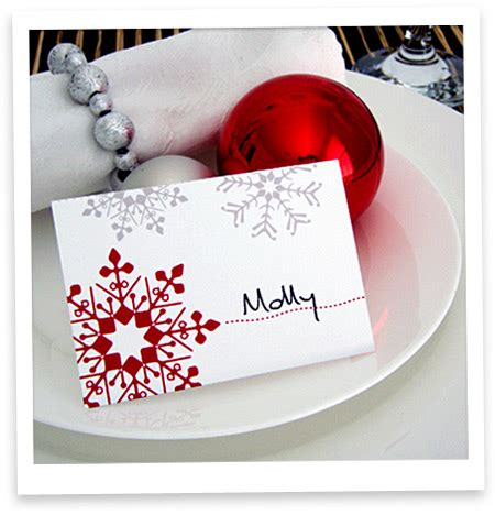 free printable christmas table place cards template 7 best images of christmas place cards template dinner