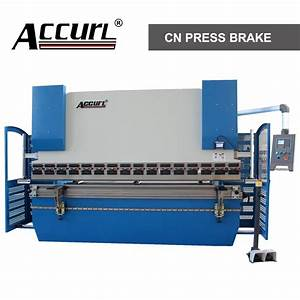 China Sheet Folding Machine Manual  Sheet Metal Bending