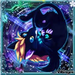 Wolf Wallpaper Kawaii by Anime Wolf Blue Bleu Kawai Picture 132248385