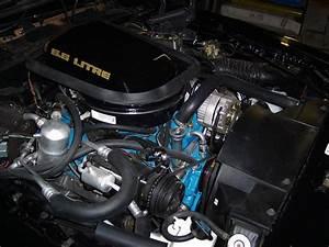 Installing A  C Compressor   Brackets To Olds 350    403