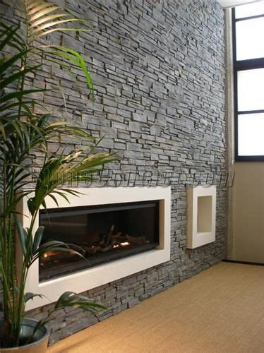 slate wall cladding  fireplace exterior wall cladding