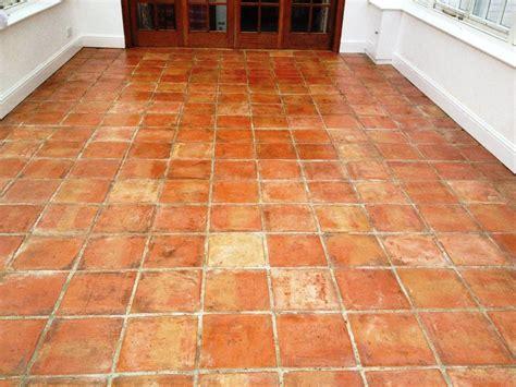 How To Clean Terracotta Floor Tile Robinson House Decor