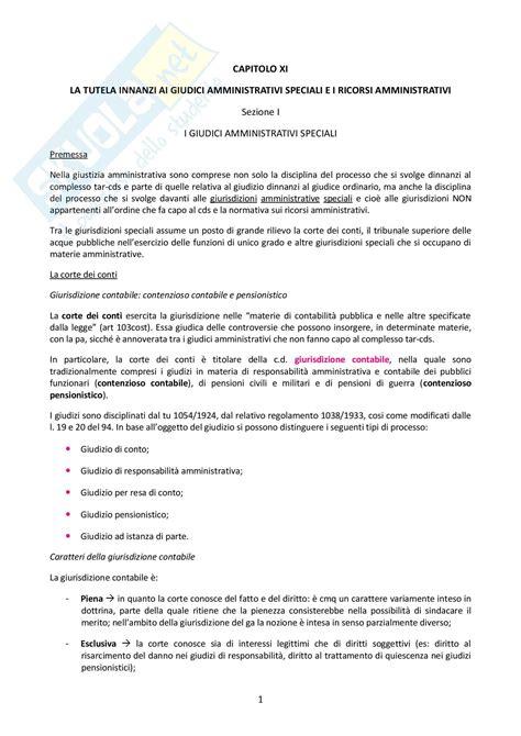 dispensa di diritto amministrativo riassunto esame diritto processuale amministrativo prof